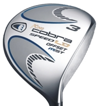 Ace Pro Golf Shop: Cobra Speed LD M Fairway Woods